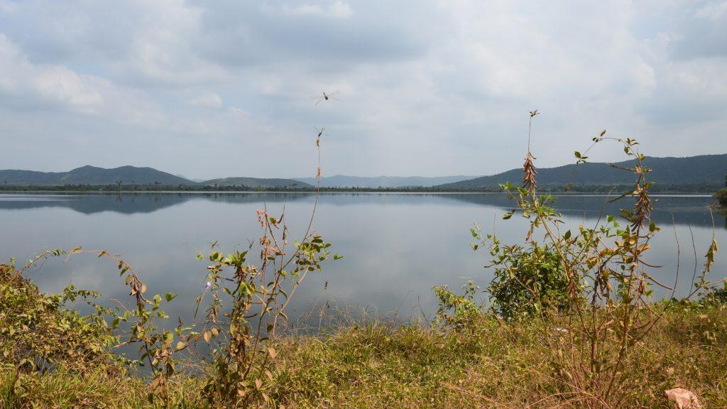 Brateak Krola Lake auf dem Weg zu La Plantation