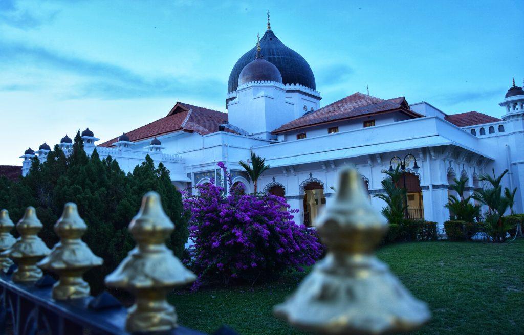 Kapitan Keling Moschee in Georgetown